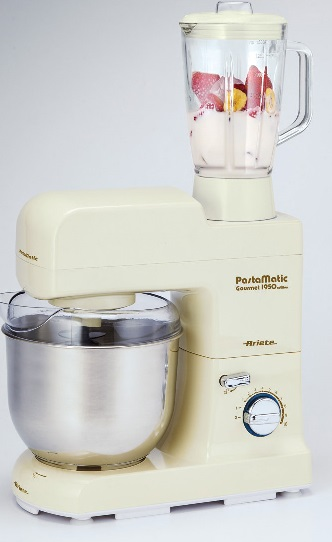 Ariete robot da cucina impastatrice potenza 1500 watt 10 velocit capacit ciotola 1 5 litri - Robot da cucina ariete ...