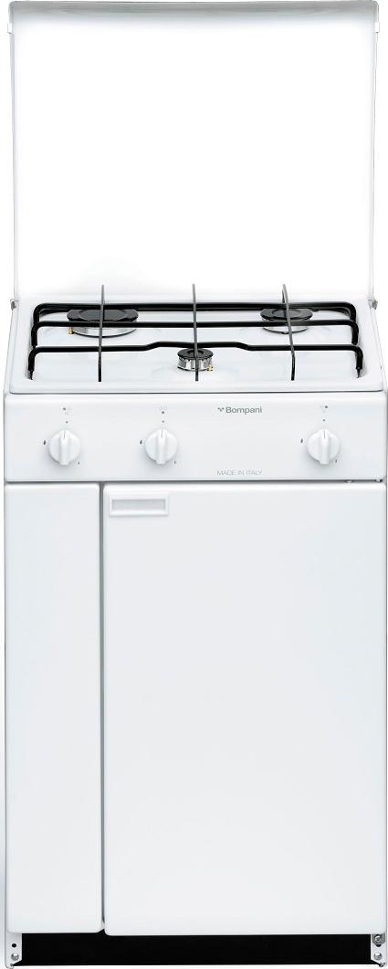 Cucina a gas bompani bi900ya l senza forno 48x45 - Piastre elettriche da incasso ...