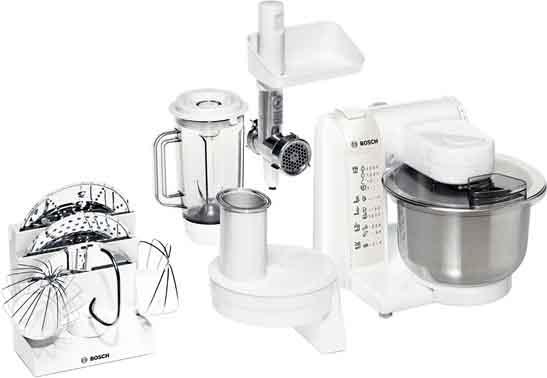 Bosch robot da cucina impastatrice planetaria potenza 600 - Bosch robot da cucina ...