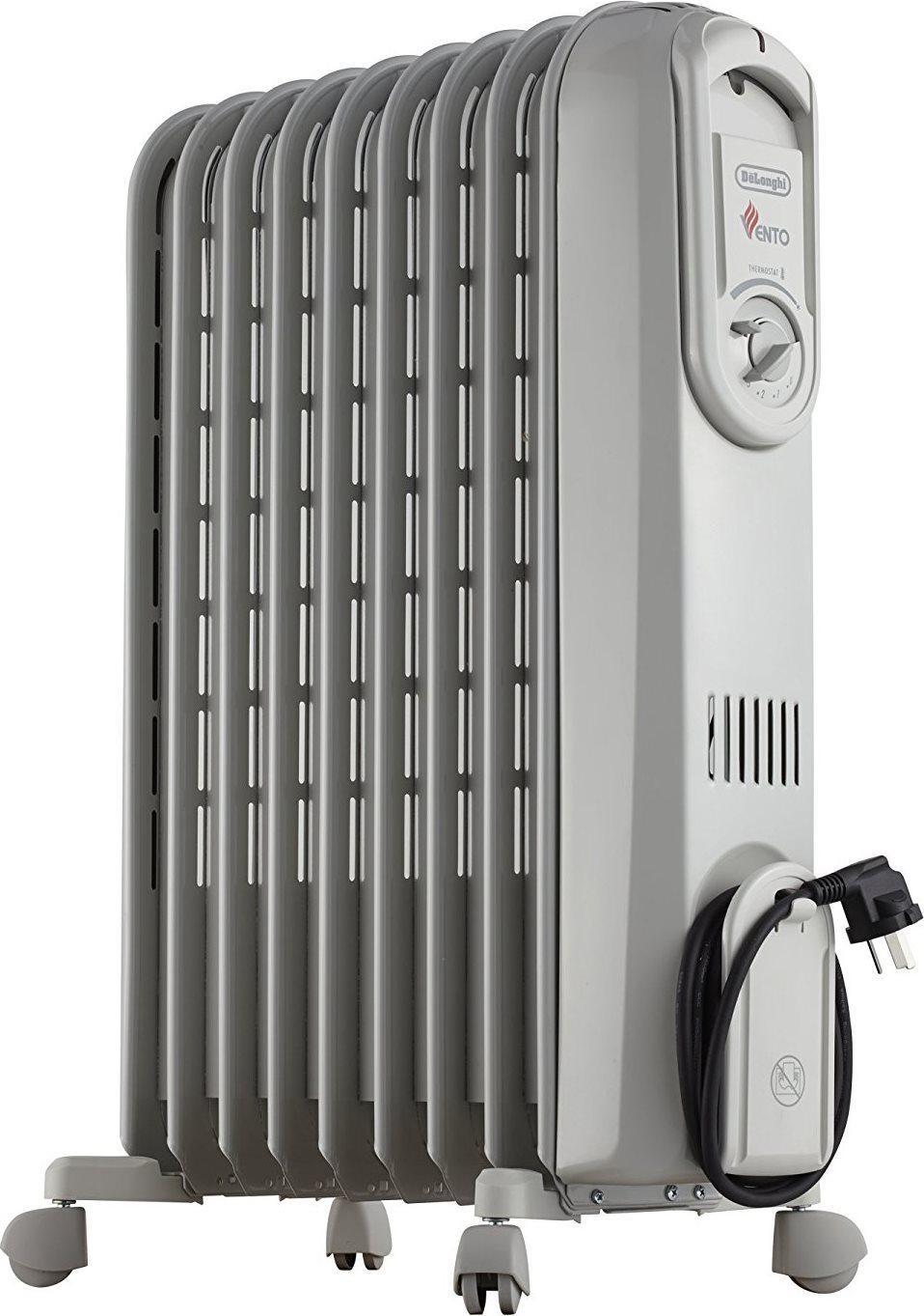 De longhi radiatore termosifone elettrico ad olio stufa for Stufa catalitica de longhi