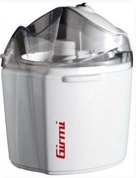 Girmi gelatiera macchina gelato con obl 1 litro 10 w for Gelatiera girmi