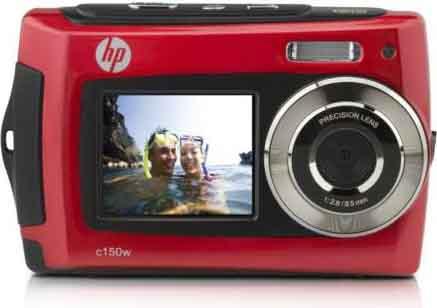 HP Fotocamera Digitale Subacquea fino a 3 m 16 Megapixel Zoom Digitale ...