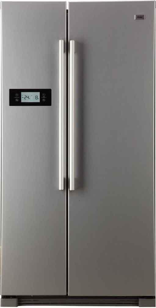 frigorifero haier frigo americano side by side no frost. Black Bedroom Furniture Sets. Home Design Ideas