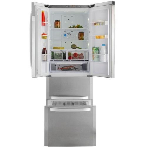 hotpoint ariston frigorifero americano side by side 470 lt a no frost e4dyaaxc ebay. Black Bedroom Furniture Sets. Home Design Ideas