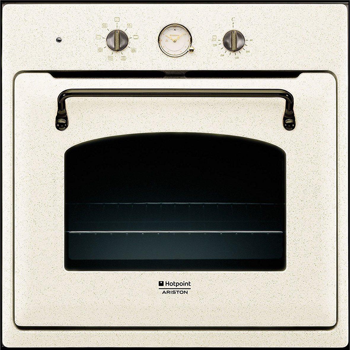 Forno ariston ft 850 1 os ha serie tradizione forno da incasso elettrico ventilato con grill - Forno elettrico ventilato da incasso prezzi ...