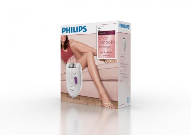 recensioni philips 6400 epilatore hp
