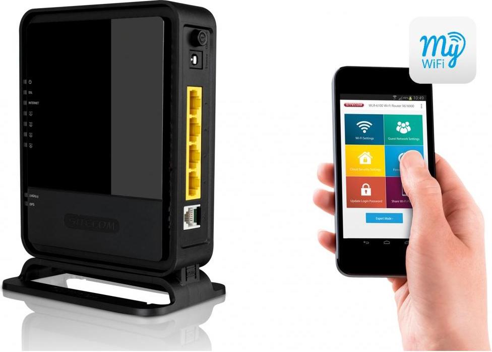 Sitecom wifi usb adapter n600