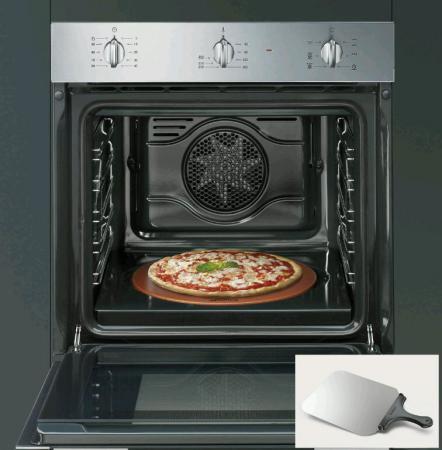 Forno smeg sf565xpz estetica selezione forno da incasso - Forno elettrico ventilato da incasso prezzi ...
