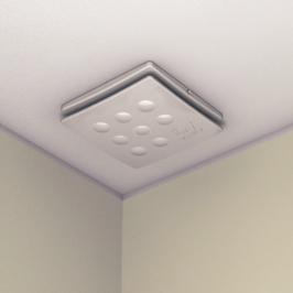 Vortice aspiratore bagno aria elicoidale muro 10cm w 18 90 mc h 11145 punto four ebay - Aspiratore bagno senza uscita esterna ...
